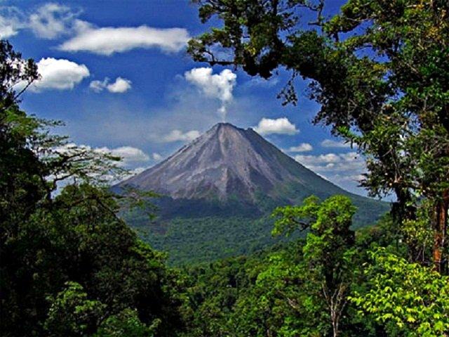 Arenal Volcano Actvities