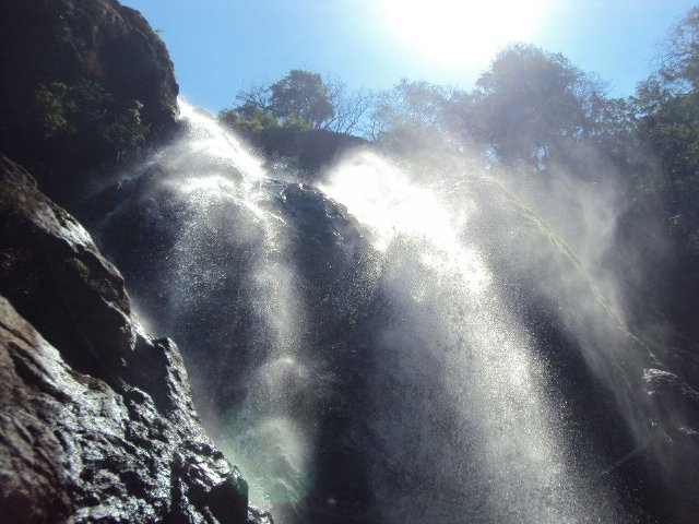 Waterfall Tours In Jaco Costa Rica