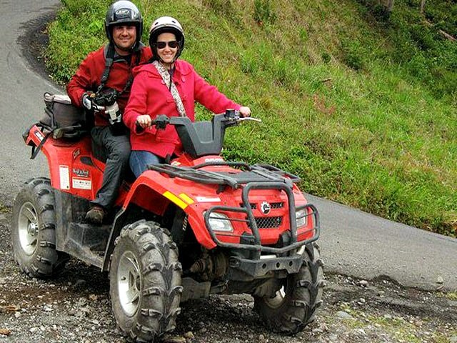 ATV Riding In Costa Rica