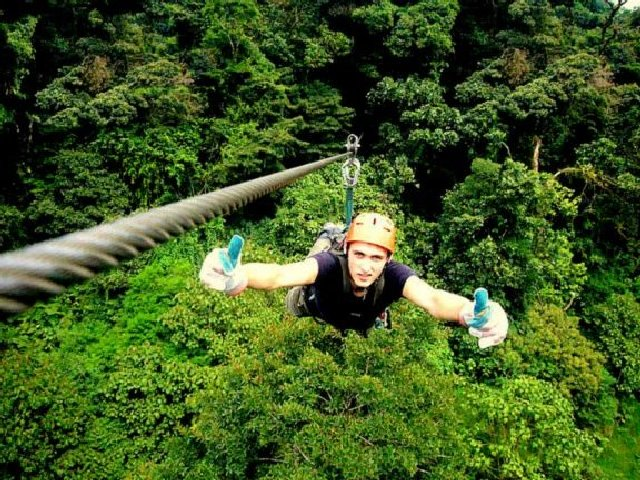 Jaco Costa Rica Zip Line Tours