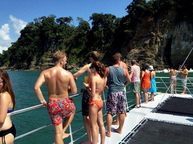 Tortuga Island Cruise Costa Rica